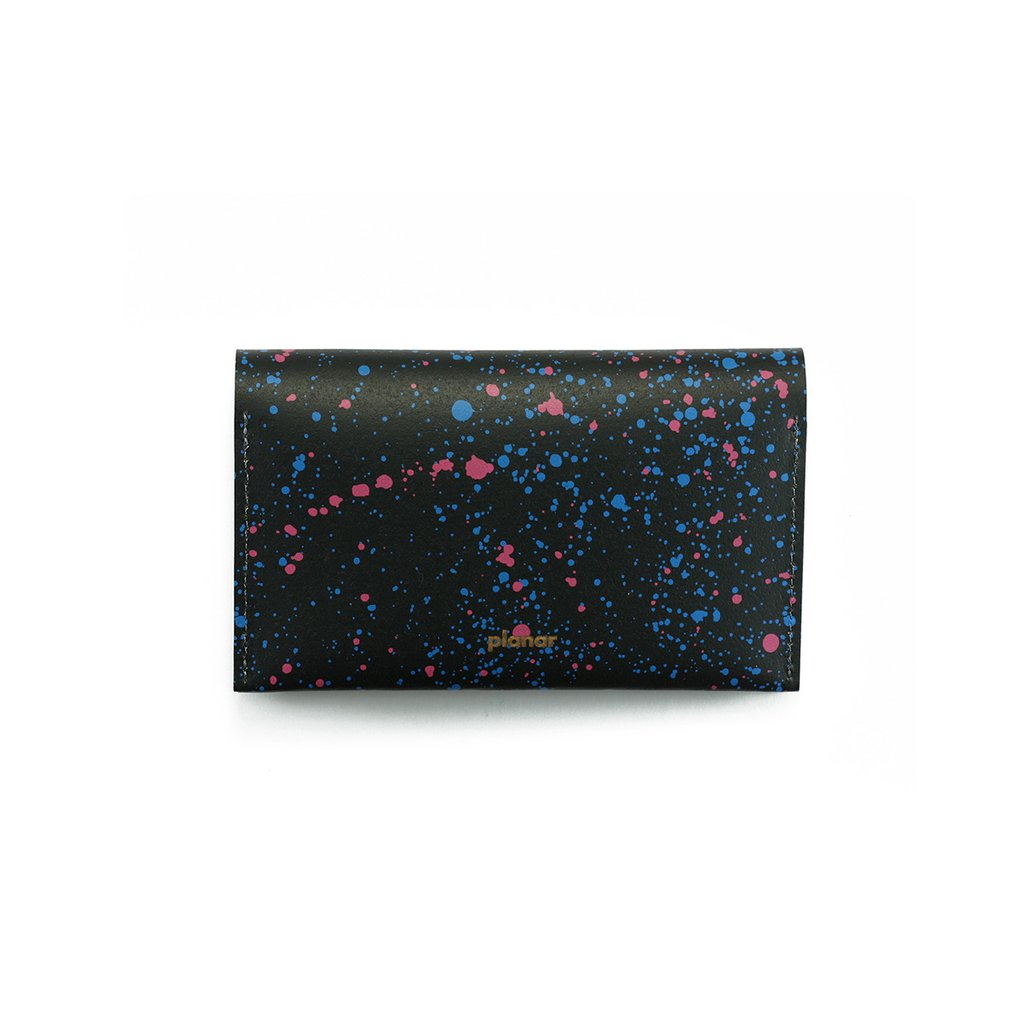 P Wallet Cosmos Black on internet
