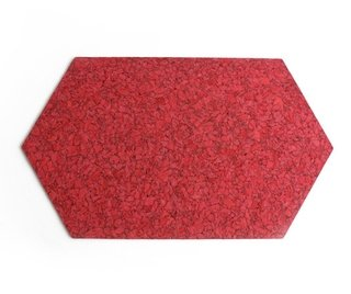 EVA Placemat Red