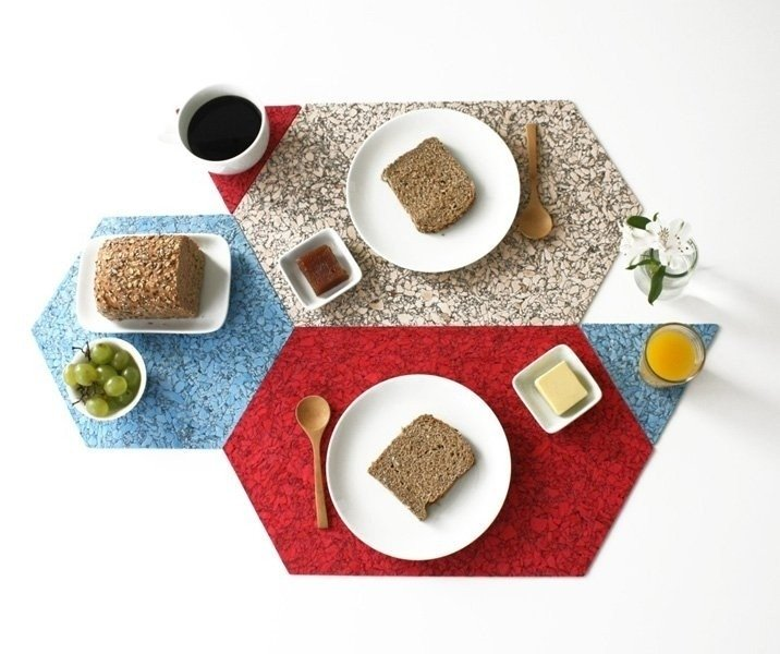 EVA Placemat Red - buy online