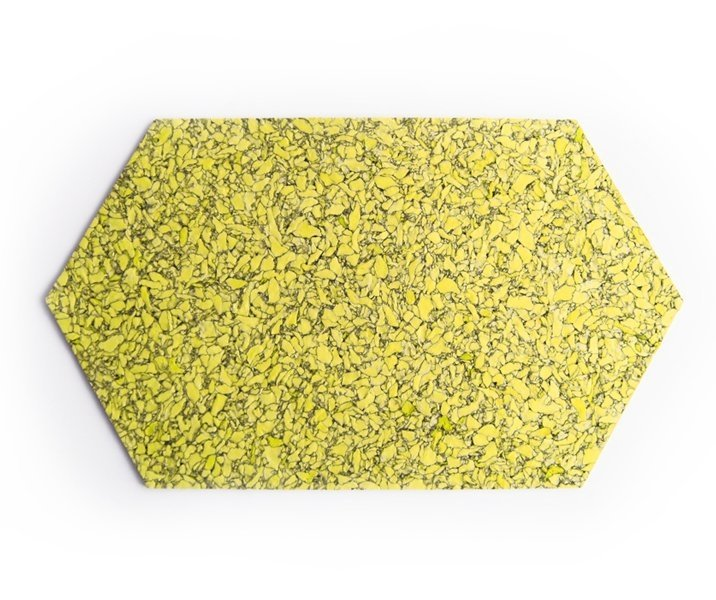 EVA Placemat Yellow