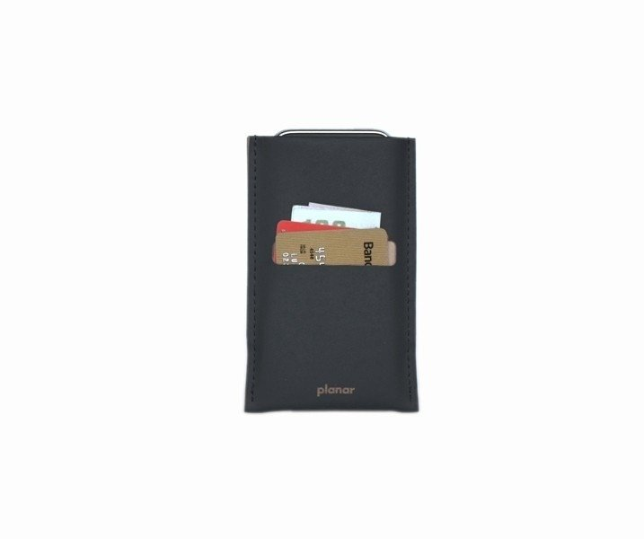 iS Smartphone Sleeve Solid Black - buy online