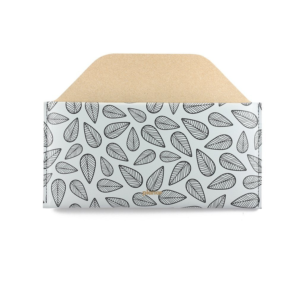 Envelope #6 Leaves Grey - buy online