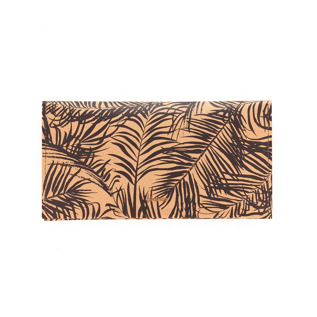 L Wallet Forest Natural