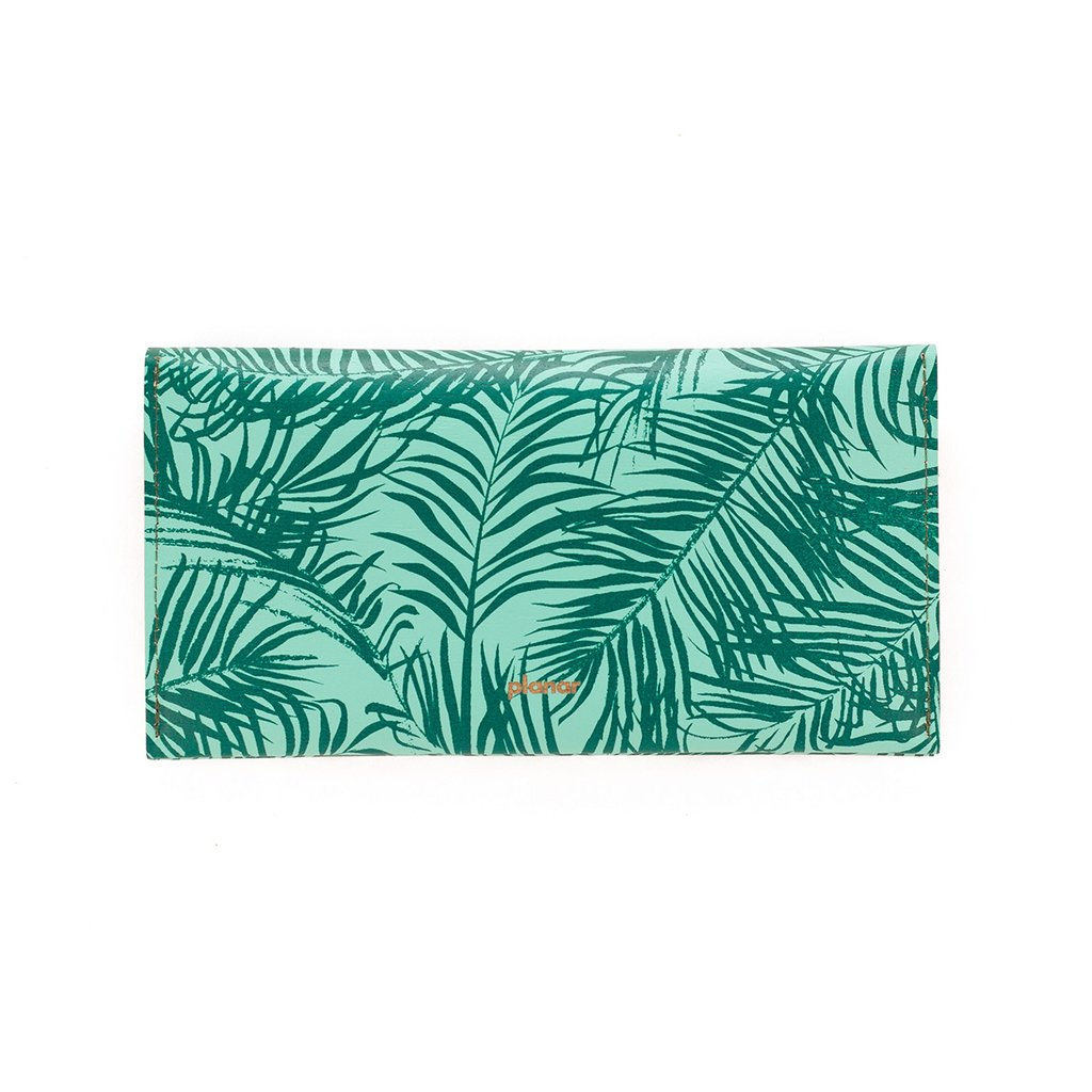 L Wallet Forest Green
