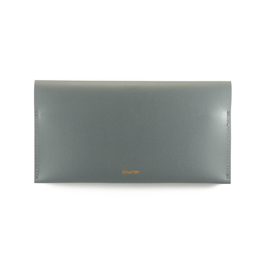 L Wallet Solid Grey on internet