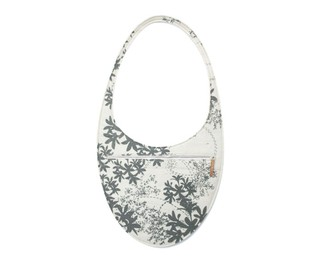 Bolso MM Fieltro Flor Gris en internet