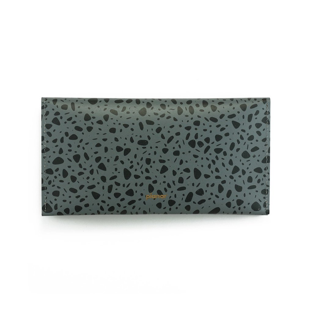 L Wallet Stones Grey on internet