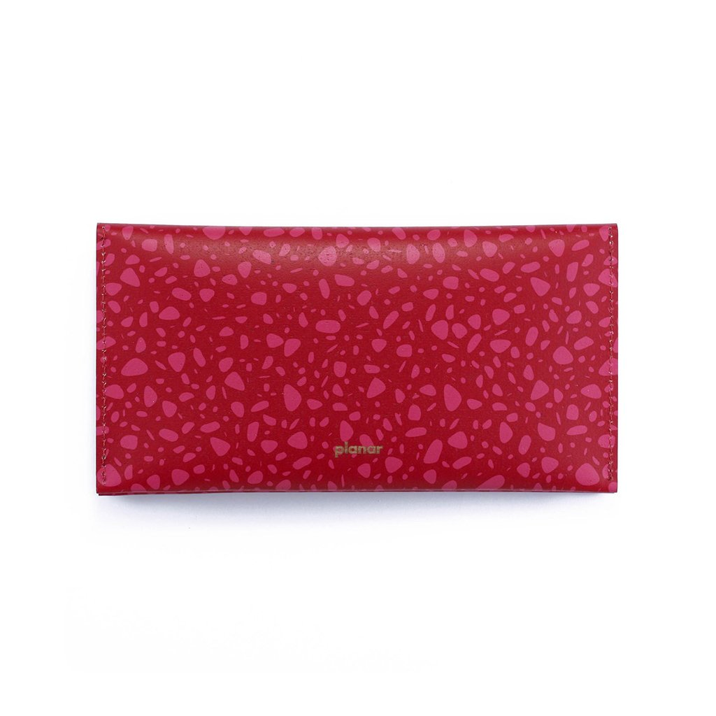 L Wallet Stones Pink on internet