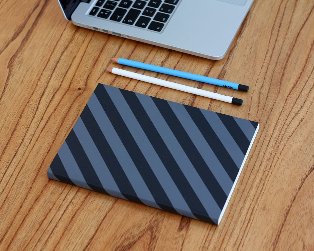 A5 Notebook Stripes GB