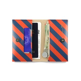 P Wallet Stripes RB