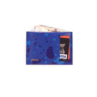 S Wallet Celebration Blue