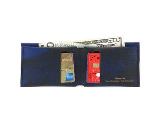 M Wallet Strokes Black