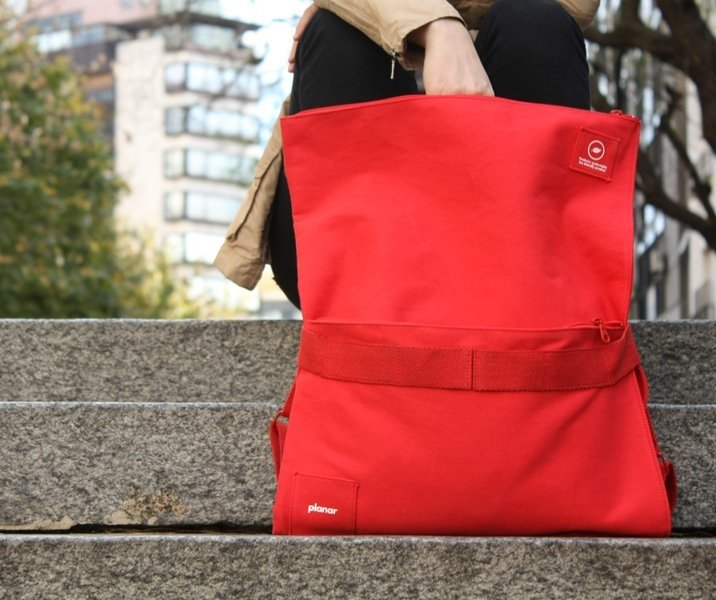 Tubocolor Bag Red on internet