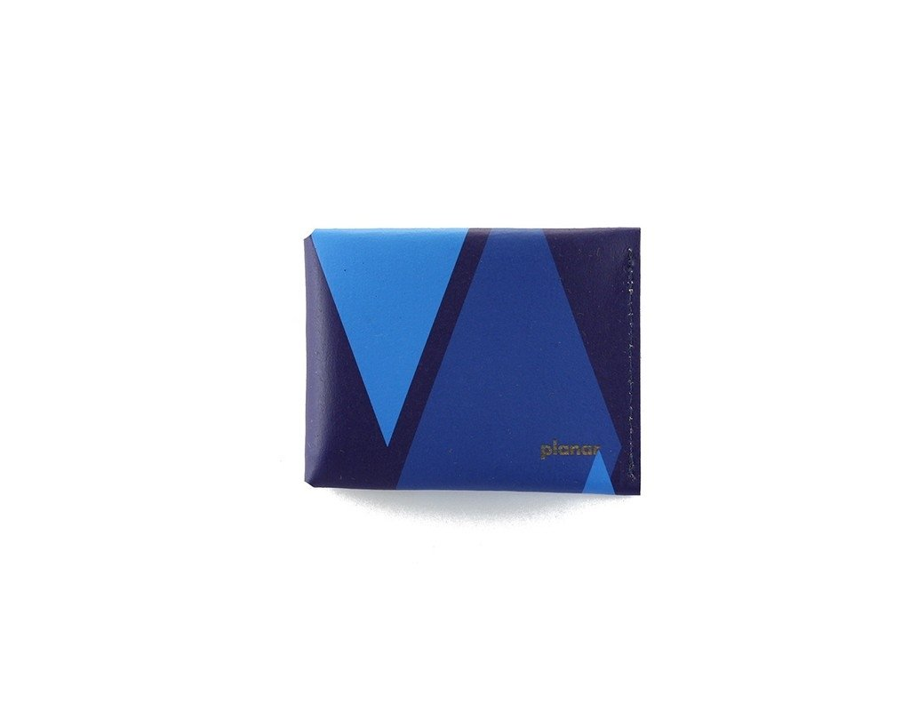 M Wallet Tones Blue on internet
