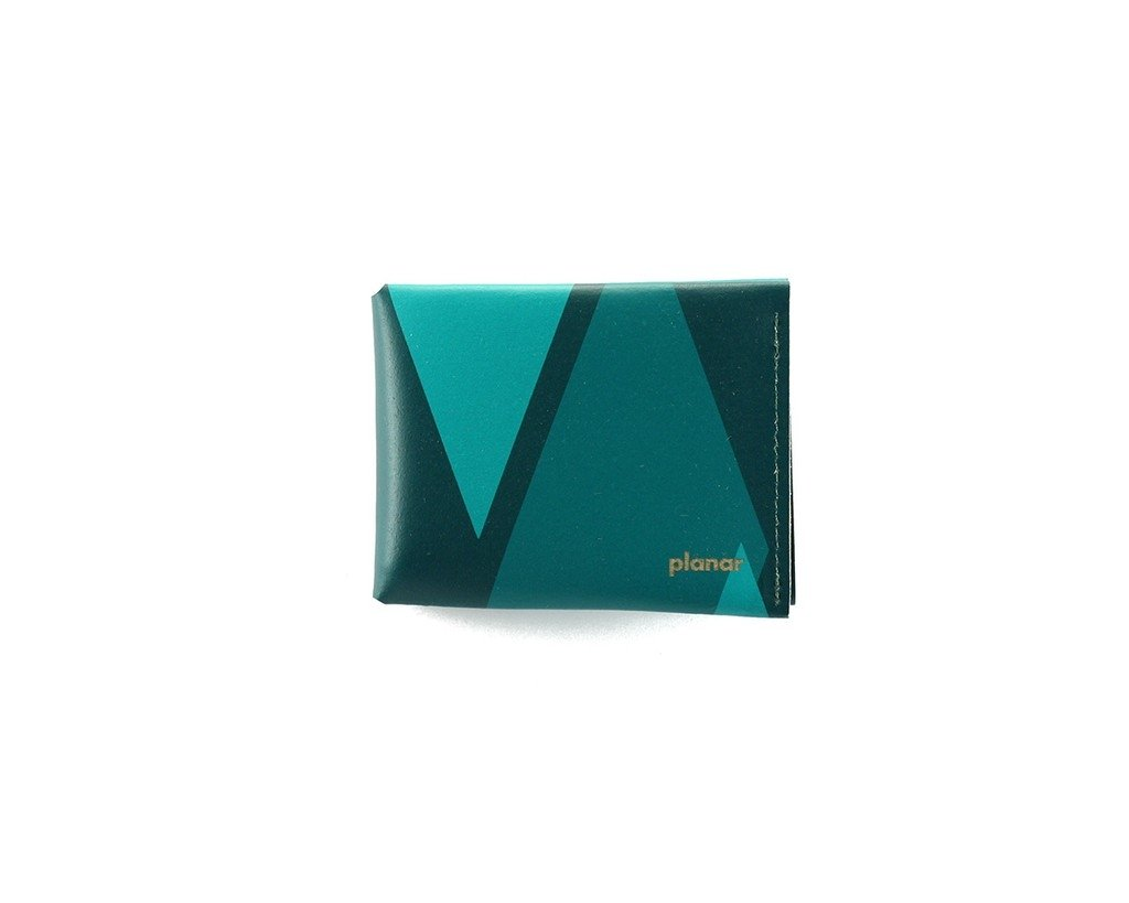 M Wallet Tones Green on internet