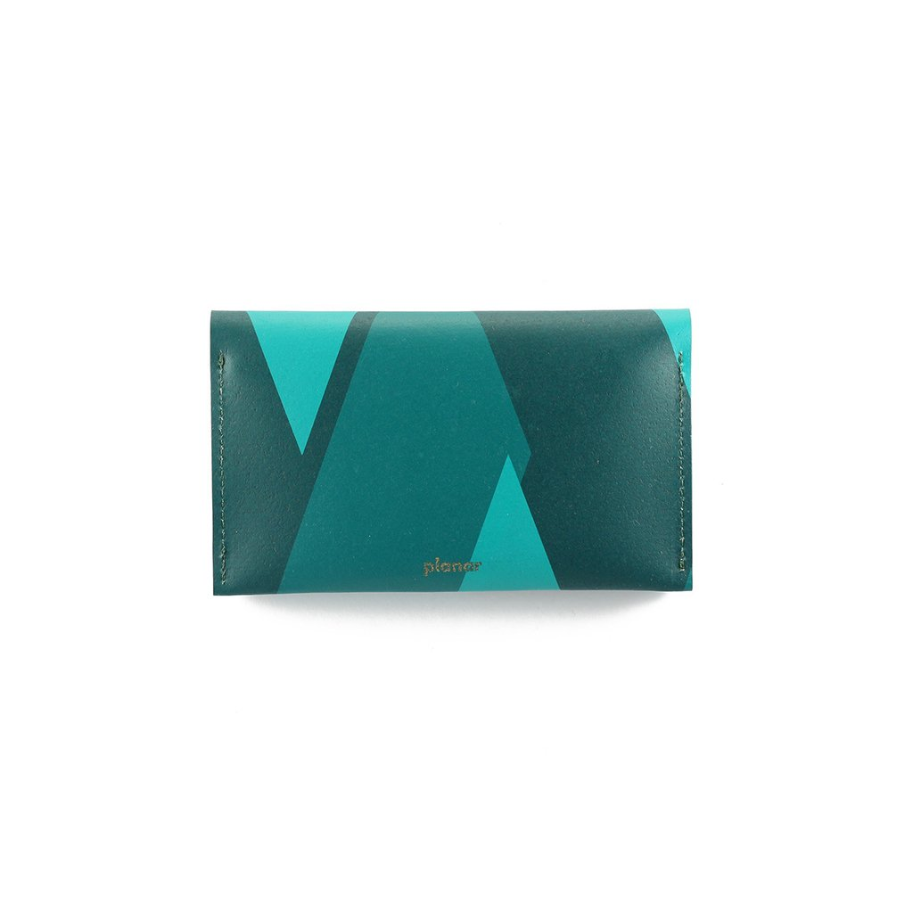 P Wallet Tones Green on internet