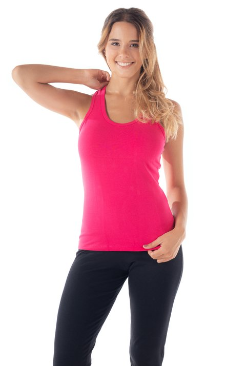 Musculosa Confort Home