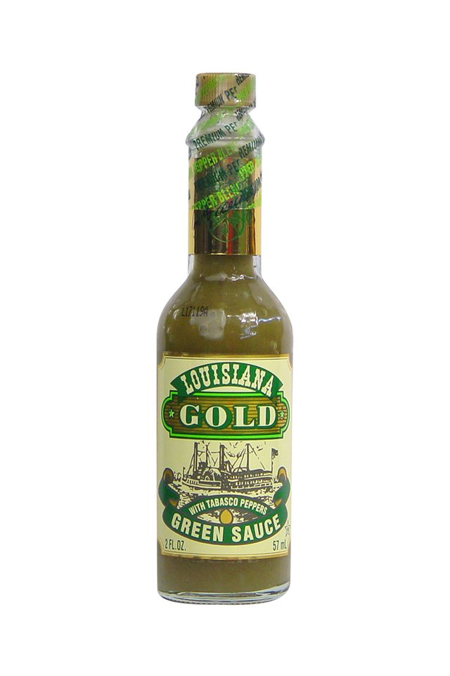 Louisiana Gold Pepper Sauce (Tabasco) en internet