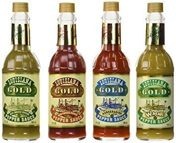 Louisiana Gold Pepper Sauce (Tabasco)