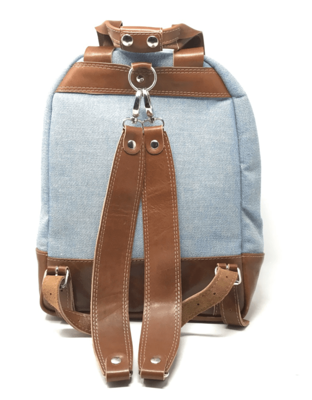 Travellerbackpack - Le Loup