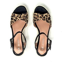 Cruz Animal Print - Le Loup