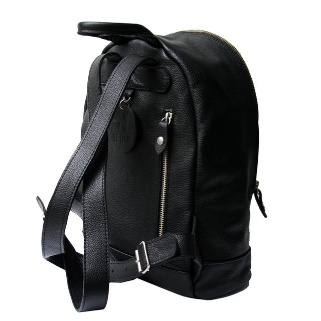 Muriel Black Backpack (copia) - Le Loup