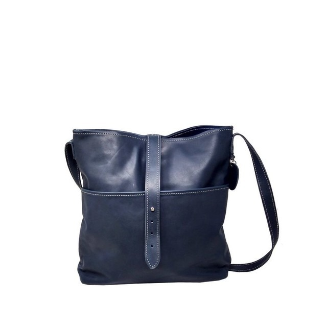 Cartera Marvin Azul