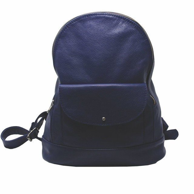 Muriel Blue Backpack