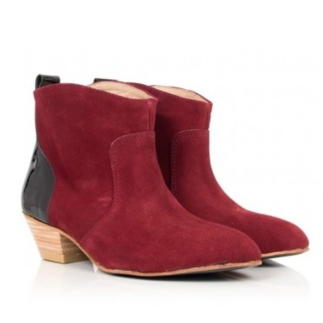 Roma Bordeaux Boot