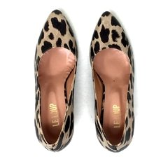 Sidney Animal Print - Le Loup