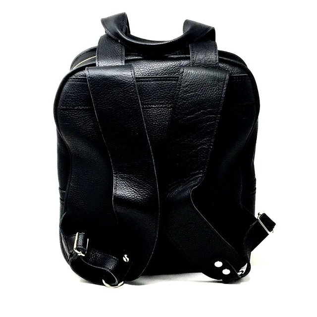 Muriel Black Backpack (copia) (copia) - Le Loup