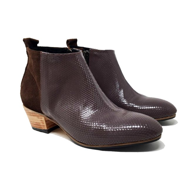 Roma Brown Boot (copia) (copia) (copia)