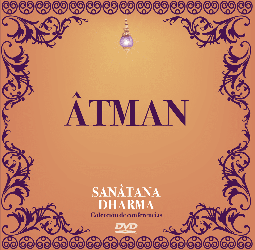 DVD Âtman - conferencia | Rubén Cedeño