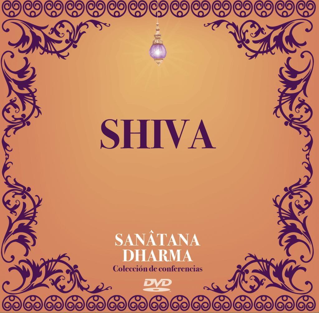 DVD Shiva - conferencia | Rubén Cedeño