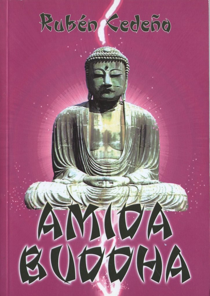 Amida Buddha de Rubén Cedeño