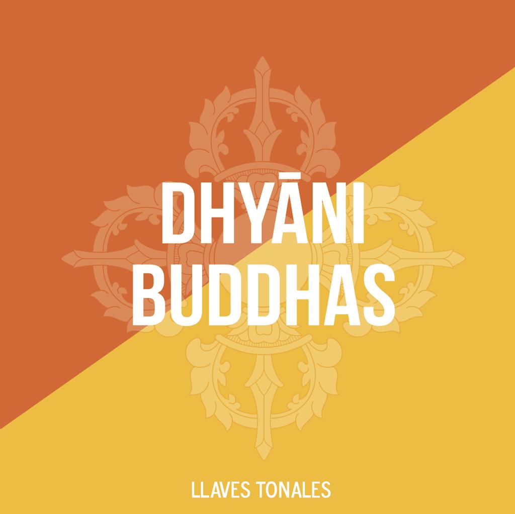 CD Llaves Tonales Dhy?ny Buddhas