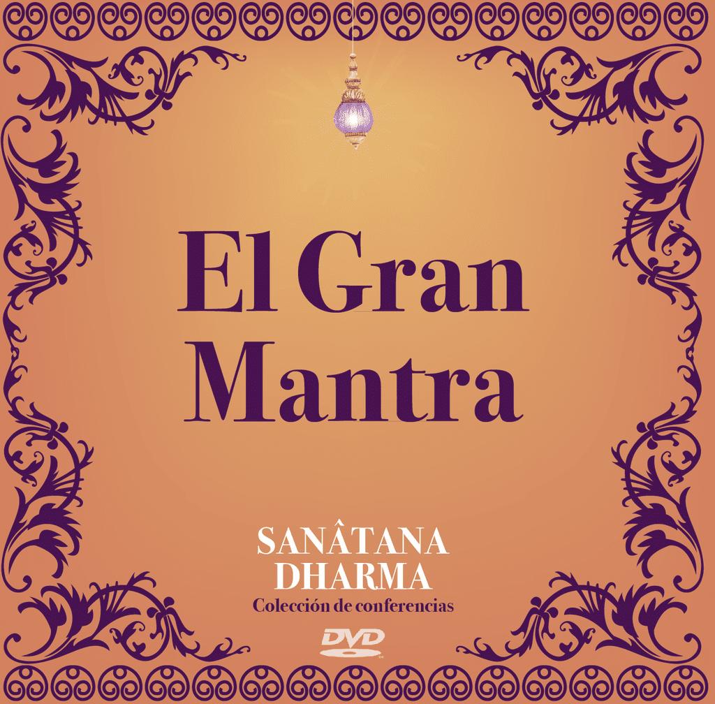 DVD El Gran Mantra - Conferencia | Rubén Cedeño