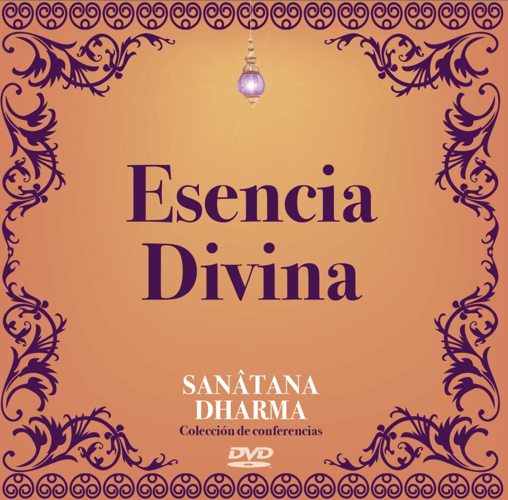 DVD Esencia Divina - Conferencia | Rubén Cedeño