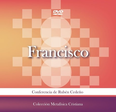DVD Francisco - Conferencia | Rubén Cedeño