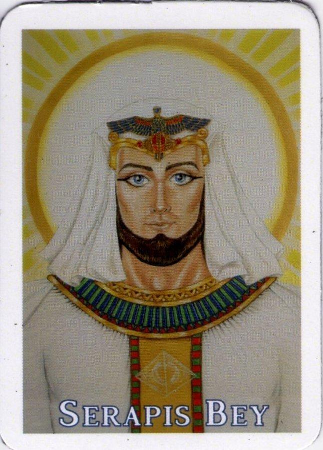 Imán Serapis Bey
