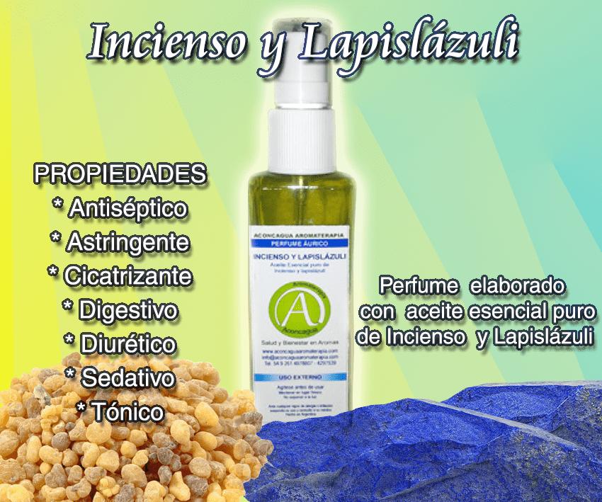 Spray Áurico INCIENSO Y LAPISLÁZULI