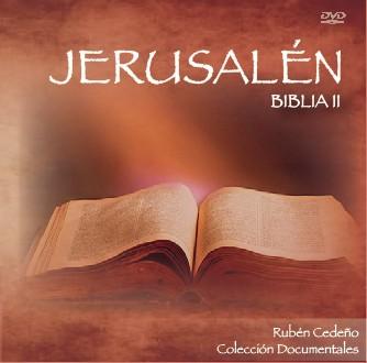 DVD Jerusalén (Biblia II) - Documental | Rubén Cedeño