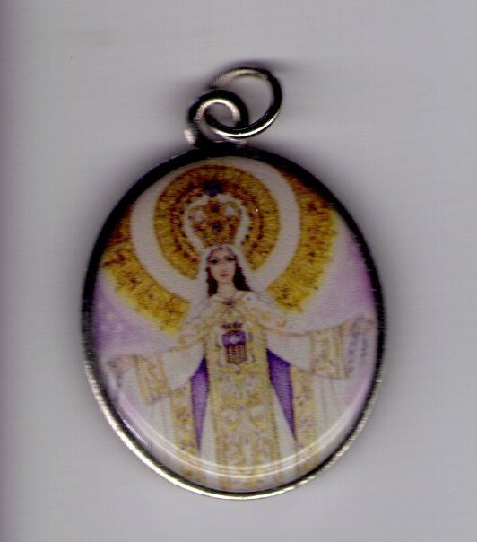 Madre Mercedes | Medalla