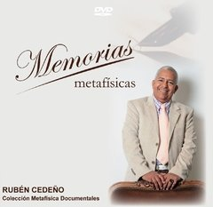 DVD Memorias Metafísicas - Documental | Rubén Cedeño