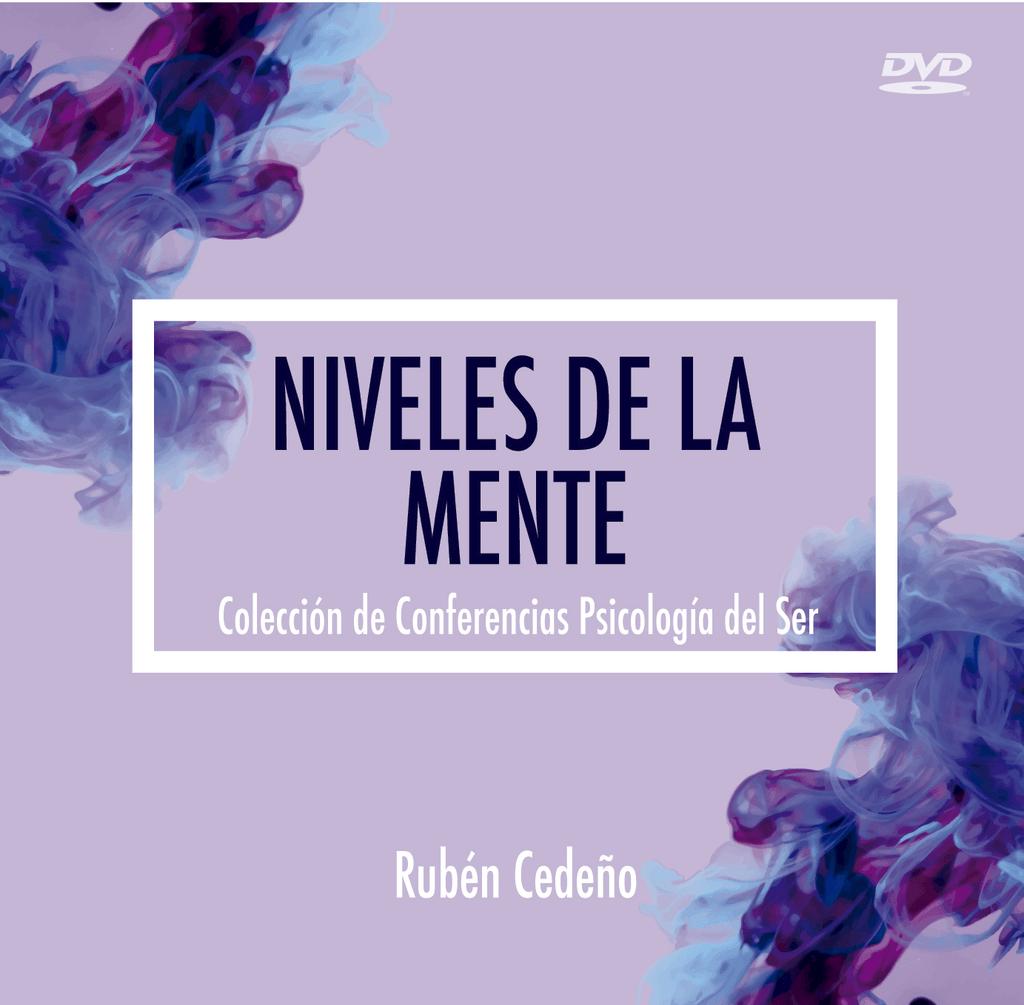 DVD Niveles de la Mente - Conferencia | Rubén Cedeño
