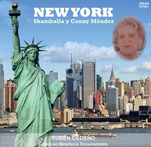 DVD New York y Shamballa - Documental | Rubén Cedeño