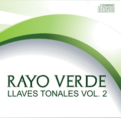 CD Llaves Tonales Rayo Verde Vol. 2