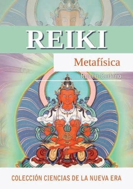 Libro Reiki de la Metafísica   Rubén Cedeño