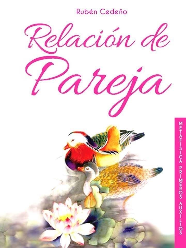 Libro Relación de Pareja | Rubén Cedeño