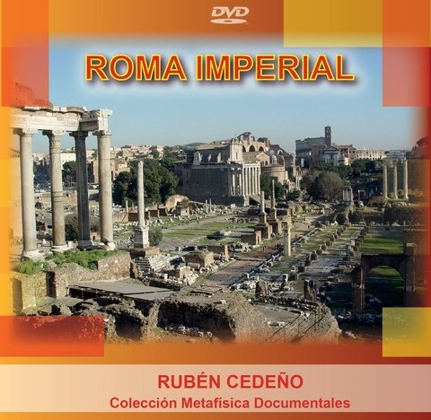 DVD Roma Imperial - Documental | Rubén Cedeño
